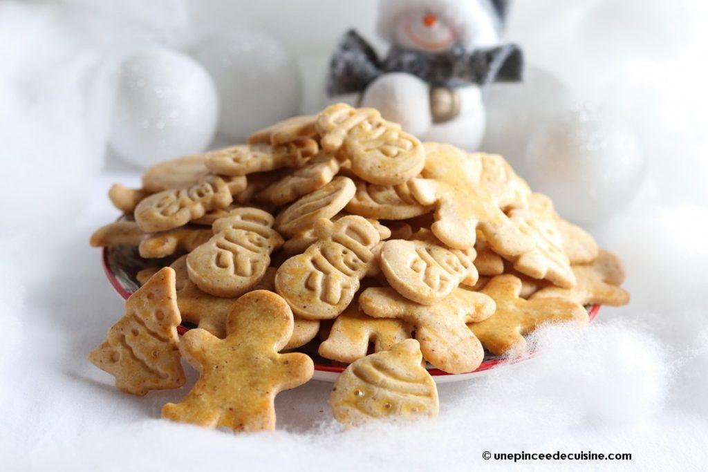 biscuits sablés aux noisettes bredele d'alsace