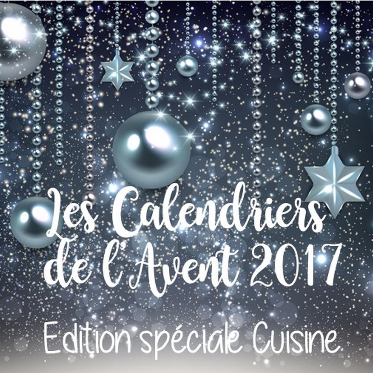 Les calendriers de l'Avent 2017, spécial Food