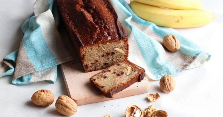 Le meilleur banana bread ou cake à la banane