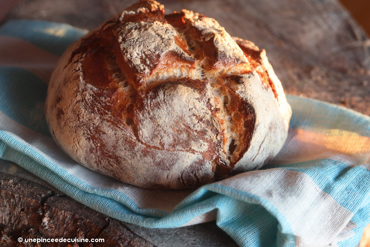 Comment faire du pain au levain maison ?