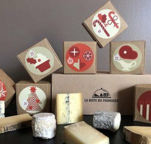 calendrier fromage